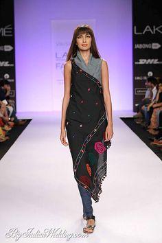 Vaishali S at Lakme Fashion Week S/R 2014