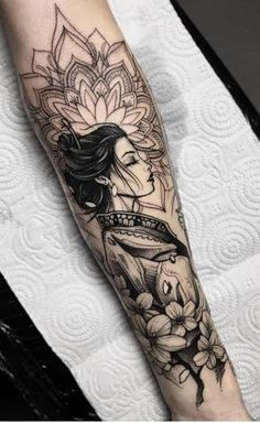 Arm Tattoos for Women: Over 50 incredible inspirations for tattoos - diy tattoo images - Tattoo Designs For Women Forearm Tattoos, Body Art Tattoos, New Tattoos, Female Tattoos, Tattoo Drawings, Female Forearm Tattoo, Tattoo Sketches, Arabic Tattoos, Dragon Tattoos