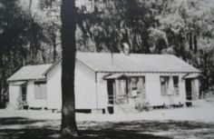 """Daufuskie Island: The Mary Field School was a two room schoolhouse, built by the Works Progress Administration in 1933 for the children on Daufuskie Island. In the late 1960's, Beaufort County Board of Education was under Federal Orders to integrate all Schools in the District. Since, there were no white children on the island, the Board of Education hired a white teacher to comply with the integration order. His name was Pat Conroy-  New York Times best selling Author...""""The Water is Wide."""""""
