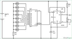 Circuit Diagram to Control Relay using Arduino based on