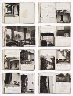 """Le Corbusier, Book Dummy for """"Une Petite Maison"""""""
