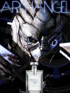 Mass Effect Perfume Series - Garrus Vakarian Archangel