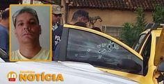 Irecê – Homem é morto a tiros em Lava Jato na Avenida Tertuliano Cambuí