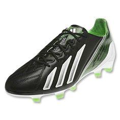c139886fd adidas F50 adizero TRX FG (Lea)  G65303  Black Running White