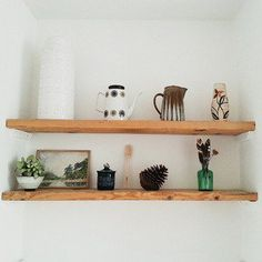 Shelves in my lounge