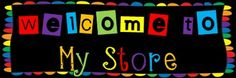 This is a banner that can be used by sellers.  Take a look at the preview for a look at the rainbow color scheme.  The full banner includes...- Welcome to my store- Check out my great freebie!- Follow me for product updates!If you like this product, you should check out my Wizard of Oz classroom theme.https://www.teacherspayteachers.com/Product/Wizard-of-Oz-Themed-Classroom-2634054?aref=5gvaloui