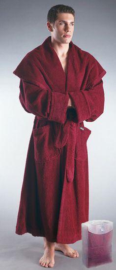 Mens bathrobes in luxury Turkish cotton. Choose hooded bathrobes cf9467a7f