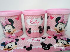 Minnie Mouse Party, Mouse Parties, Baby Shoes, Mugs, Montessori, Boutique, Cake, Ideas, Mickey Party