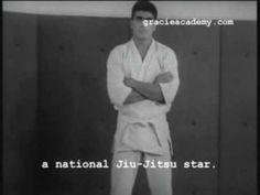 Brazilian Jiu Jitsu with Carlos and Helio Gracie Carlos Gracie, Helio Gracie, Self Defense Techniques, Brazilian Jiu Jitsu, Old Movies, Encouragement Quotes, Mma, Martial Arts, Scrap