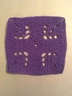 A simple(!?!) square ~ free pattern