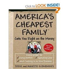 Americas Cheapest Family gets you right on the money best seller book need to read this
