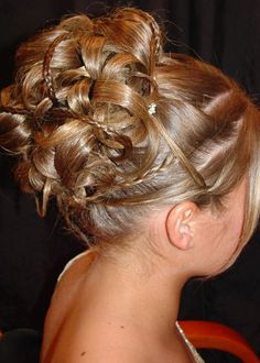 Wedding Updo Hairstyles for Long