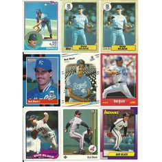 Huge 25 + Different BUD BLACK cards lot RC 1983 - 2013 Royals Indians Giants Listing in the 1980-1989,Lots,MLB,Baseball,Sports Cards,Sport Memorabilia & Cards Category on eBid United States   148281829