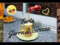 TARTA JARRA DE CERVEZA Canning, Beer Mugs, Tarts, Recipes, Home Canning