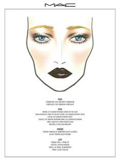 "MAC's face chart for ""The Great Gatsby"" Great Gatsby Makeup, 1920s Makeup, Great Gatsby Wedding, Gatsby Party, Eye Makeup, Hair Makeup, Bridal Makeup, Wedding Makeup, Mac Face Charts"