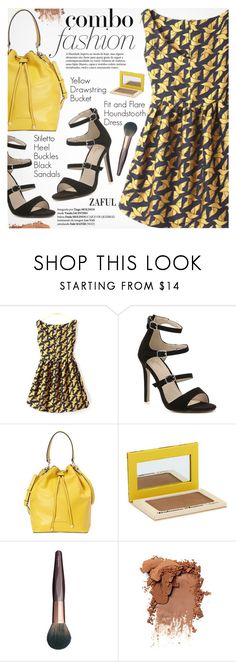 """""""Preppy Chic"""" by pokadoll ❤ liked on Polyvore featuring Trina Turk, TheBalm, Charlotte Tilbury, polyvoreeditorial, polyvorefashion, polyvoreset and zaful"""