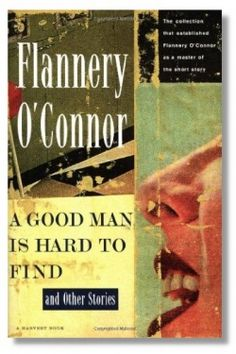 """a reading report on a good man is hard to find by flannery oconnor In """"a good man is hard to find"""", by flannery o'connor, the theme is grace, the idea that nothing we do can save us from our own faults in the beginning of the story, the grandmother talks about how you cannot even trust anybody in the world, while she is actually being more untrustworthy than those of the world."""