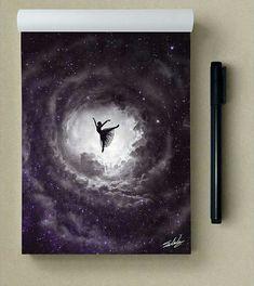 Imagem de art and ballerina