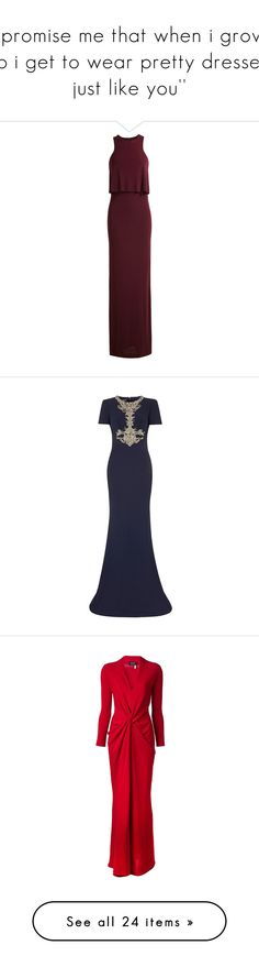 """""""''promise me that when i grow up i get to wear pretty dresses, just like you''"""" by yvessaintamsterdam ❤ liked on Polyvore featuring dresses, gowns, long dresses, vestidos, maxi dress, long purple dress, purple dress, two-piece dresses, 2 piece dress and long jersey dress"""