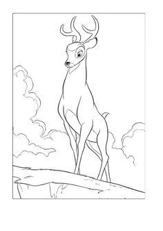 Tegninger til Farvelægning Disney 234