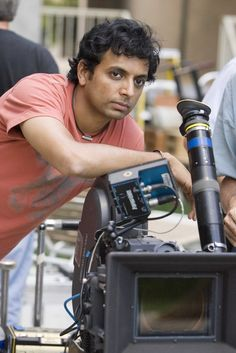 M. Night Shyamalan: one of the greatest screenwriters ever. Except for his casting in avatar...