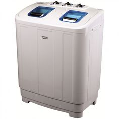 Masina de spalat semiautomata Albatros WMS 5.5, cu storcator, Motor spalare 360W - Neoplaza.ro Washing Machine, Laundry, Home Appliances, Motors, Laundry Room, House Appliances, Laundry Service, Domestic Appliances, Wax