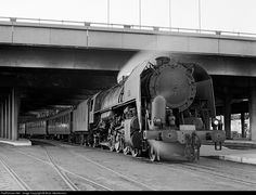 SNCF 141R498 built by the Baldwin Locomotive Works of Chester, Pensylvania in 1946 waits to leave Boulogne Maritime station with train GE, t...