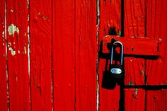 #travel #photography, seeing #colour The Red Door