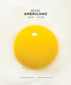 Hôtel Americano on Behance