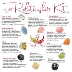 crystal healing If you are new to working with healing crystals, it may be difficult to know where to start. Our Beginner's Kit includes a few of the most common and popular crystals t Chakra Crystals, Crystals And Gemstones, Stones And Crystals, Crystals For Energy, Healing Gemstones, Chakra Healing, Black Crystals, Mind Stone, Kit Rose