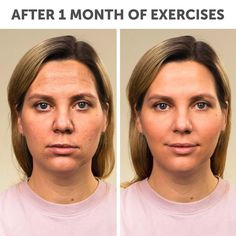 Exercícios faciais para preservar a juventude - You are in the right place about diy clothes Here we offer you the most beautiful pictures about t - Fitness Workouts, Fitness Del Yoga, Gym Workout Tips, Fitness Workout For Women, Leg Workout Women, Workout Videos, Health Fitness, Facial Yoga, Facial Massage