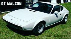 GT Malzoni 1978  brazilian cars