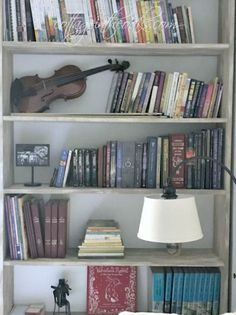 DIY library shelves in a weekend! #ad #GOWITHGOPAK