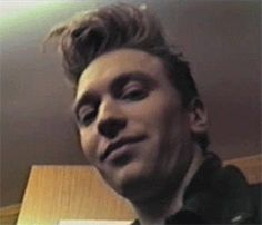 Alan Wilder ( GIF ) such a cutie Definitely😍 In Hansa Studios, Berlin whilst working on production and mixing of 'Some Great Reward' 1984 Martin Gore, Enjoy The Silence, Dave Gahan, My Only Love, Black Gloves, Great Bands, 30 Years, My Music, Legends