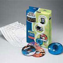Neato CD/DVD Labeling System for $24.95