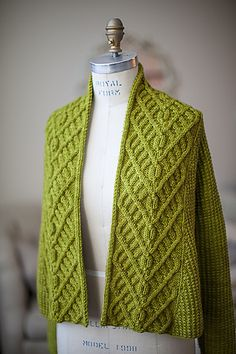 Ravelry: Project Gallery for Verdea pattern by Michele Wang