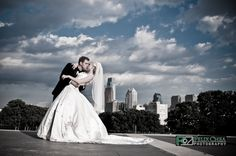Wedding at the Art  Museum in Philadelphia. www.FelixCheaPhotography.com