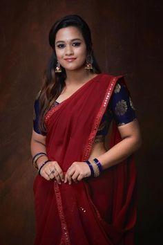 Kaavya Arivumani in half saree style by Vastram Vesture #halfsaree #southindianactress South Indian Actress in Saree Photograph SOUTH INDIAN ACTRESS IN SAREE PHOTOGRAPH | IN.PINTEREST.COM FASHION EDUCRATSWEB