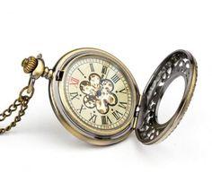 Zegarek na łańcuszku Gladiola I