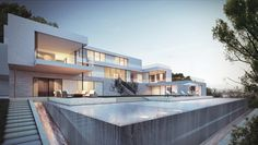 Quinn Architects | Hollywood Hills, CA