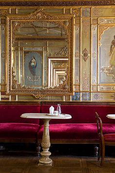 Caffe Florian St Mark's Square - for a drink or coffee