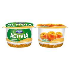 W Klubie Ekspertek możesz przetestować i ocenić Danone Activia Jogurt Naturalny i Owoce (pinterest)
