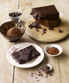 Chocolate, chocolate, chocolate, chocolate, chocolate and chocolate. :-)