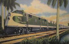 Royal Palm - Southern Railway