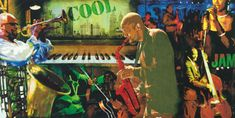 Cool Jazz Art by Tyler Burke at AllPosters.com