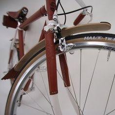 The Brogue Bike by Nick Fitch x Simon Harcourt