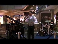 L.O.V.E (Nat King Cole) by Hazrul Nizam @ Paragon