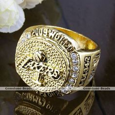 Kobe Bryant Wedding Ring Replica