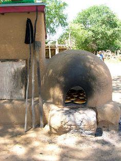 Bread Oven. The Pueblos,Taos, NM