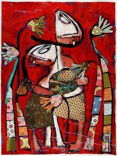 Artist - Janine Daddo
